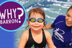 5 Reasons To Choose Barron Swim School