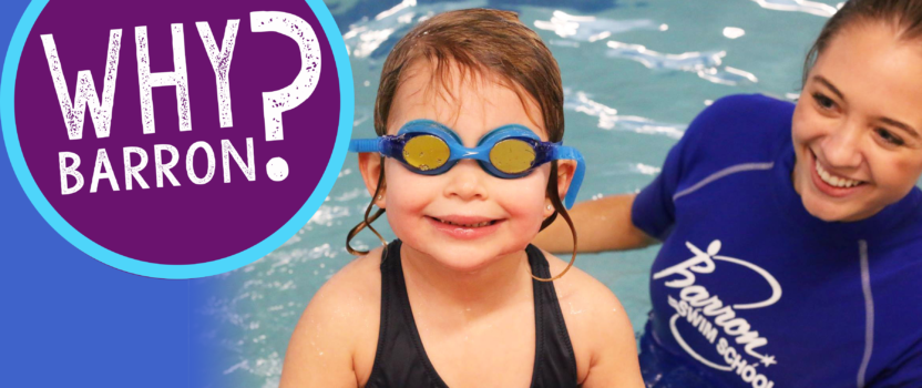 5 Reasons To Choose Barron Swim School
