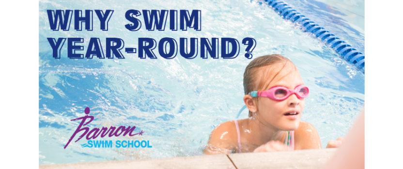 Why Swim Year-Round?