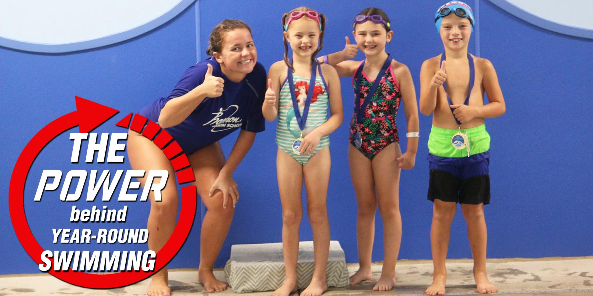 The Power Behind Year-Round Swimming