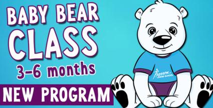 BABY BEARS (3-6 months) | NEW PROGRAM